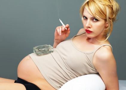 妊婦タバコ