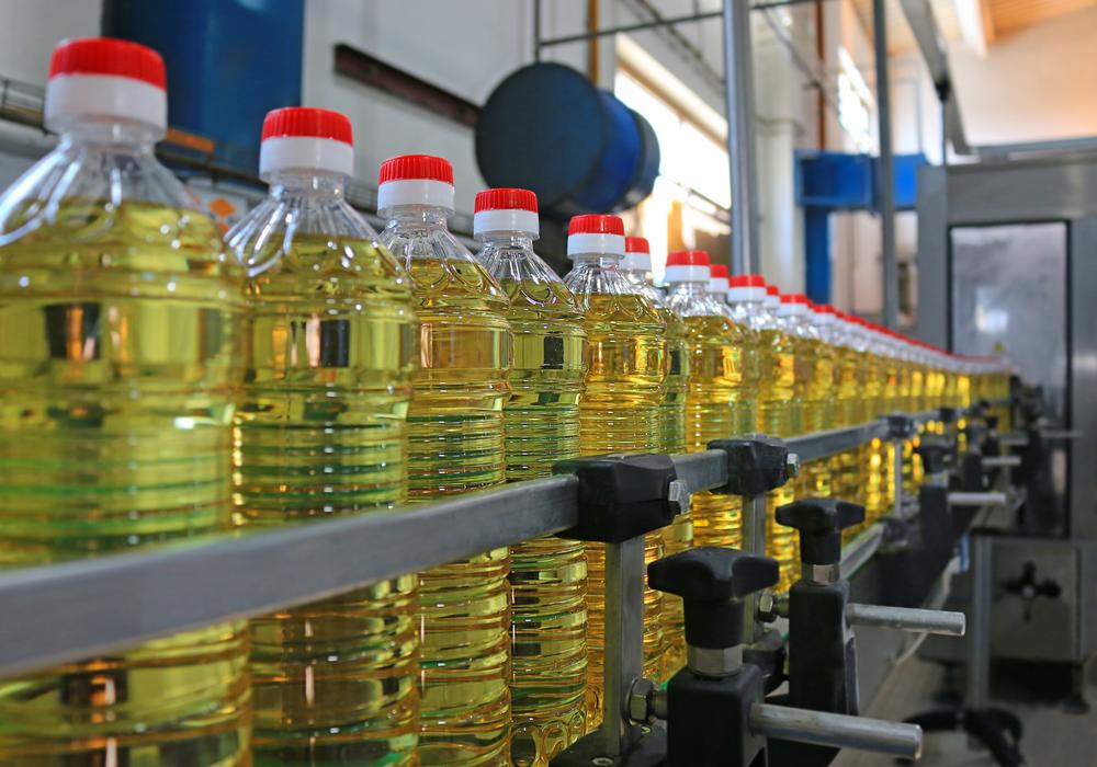 食用油工場