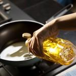 加熱料理に使える良い油の選び方