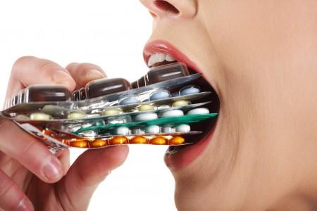 薬大量飲みすぎ