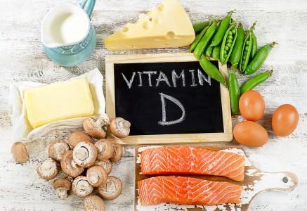ビタミンD食べ物