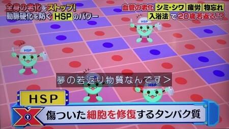 HSP傷ついた細胞を修復