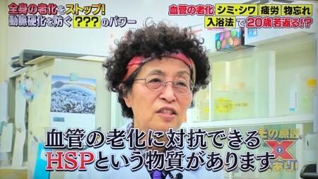 HSP血管老化対抗