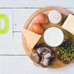 万能薬と言われるビタミンDの豊富な食材