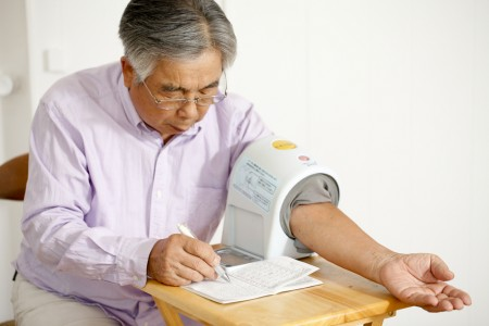 高血圧測る
