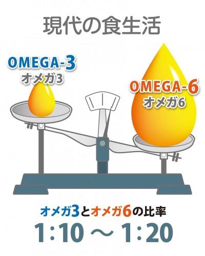 現代オメガ3