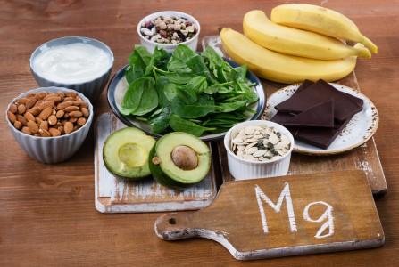 マグネシウム食べ物